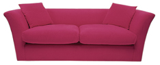Sofa, settee, suite range of furniture. Build to order. You chose the fabric or leather